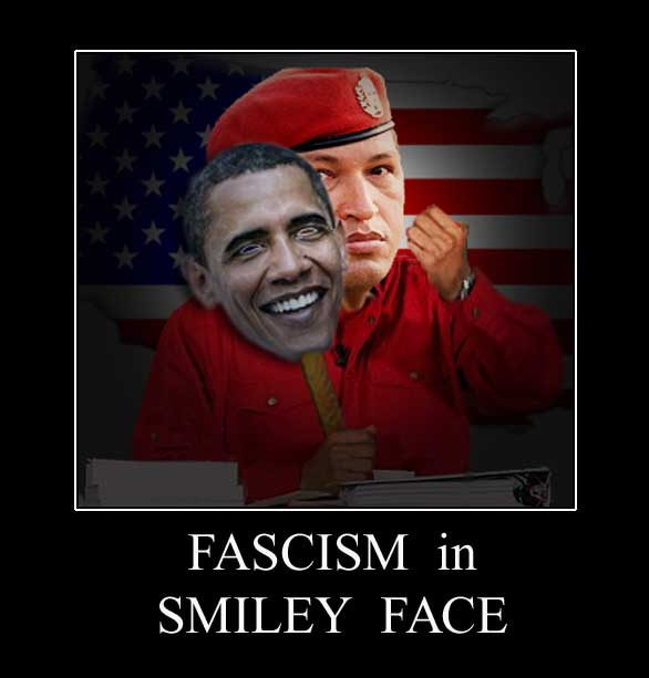 Obama-Chavez-Fascism