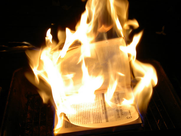Burning The Quran (4/6)